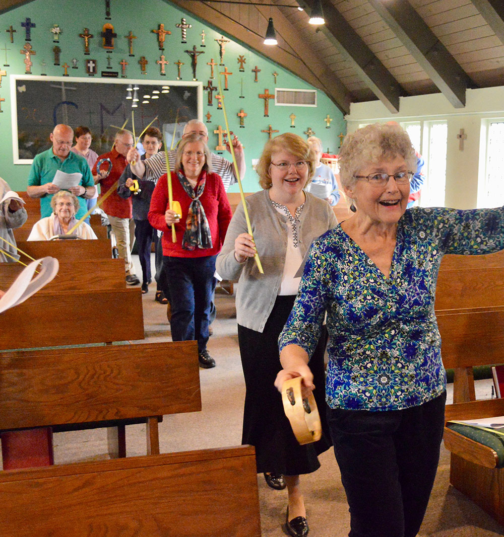 Celebrate at Faith Lutheran in Everett, WA